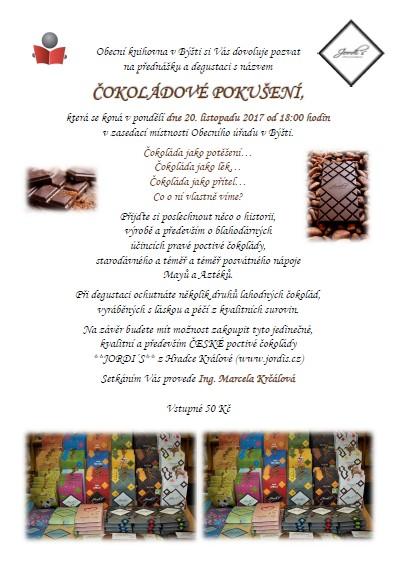 Čokoládové pokušení 1