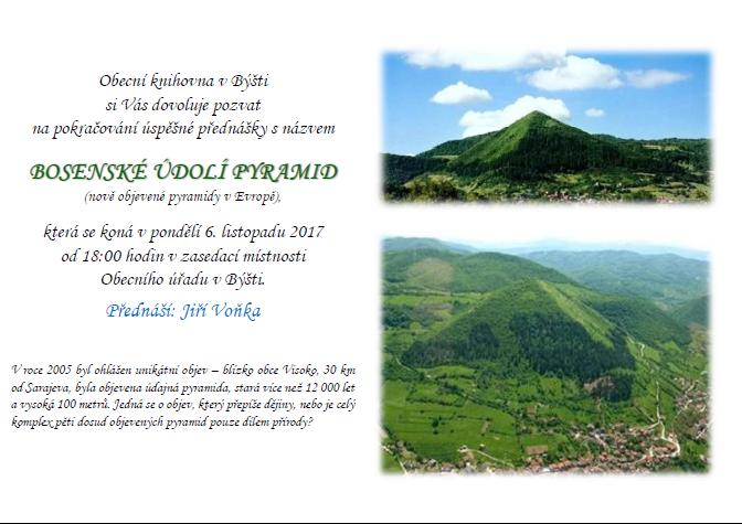 Bosenské údolí pyramid 1