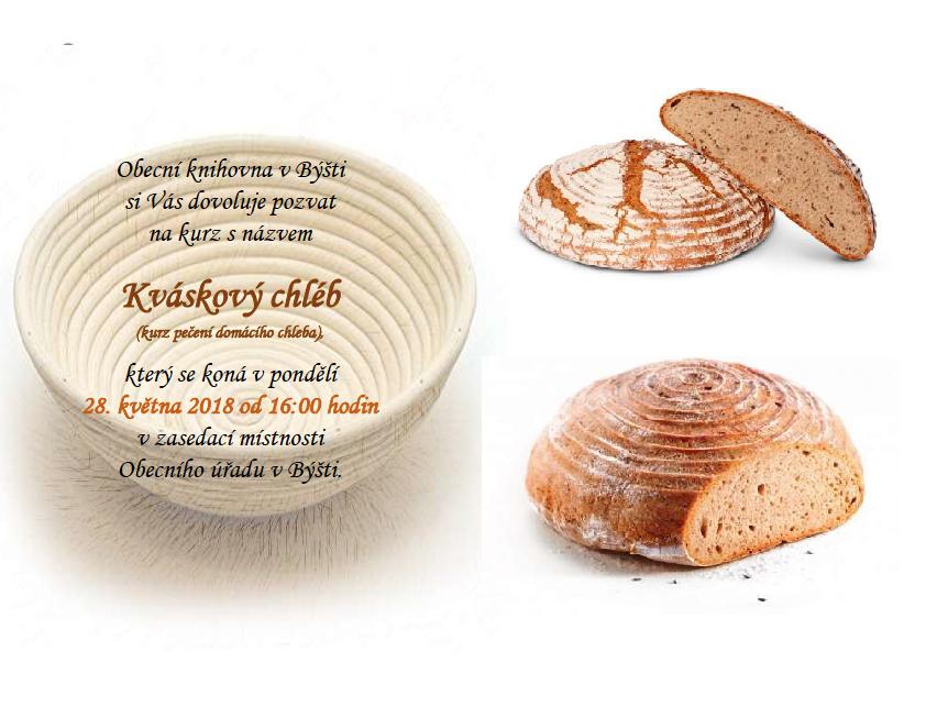 Kváskový chléb  1